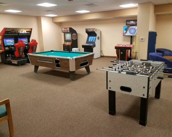 Best Rest Game Room Pool Table, Foosball